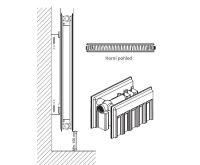Radiátor Klasik R 21-554/1000 - PURMO AKCE Termohlavice za 50,- Kč