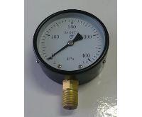 Manometr 312 o100, 0 - 400 kPa - M20x1,5