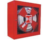 Hydranty DN 25 - 30 m - prosklená, proudnice 6