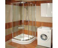 RAVAK sprchový kout BLIX BLCP4 90 satin+transparent