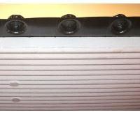 KIIPTHERM Systémová izolační deska SILENZIO 1400x800x30 mm s fólií EPS 1,12m2 - Izolace 10mm