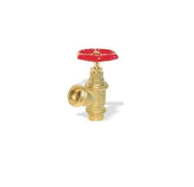 """Hydrantový ventil - 3/4"""" D25 bez spojky"""