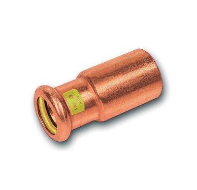CU lisovací redukce 9243 - 22 x 15  - pro topení i rozvod plynu
