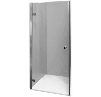 PROFI-RICH sprchové dveře  90x190 cm - chrom - sklo - point