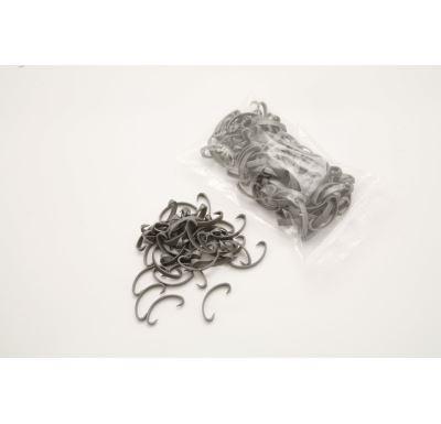 Spony plastové pro izolaci - 100 ks