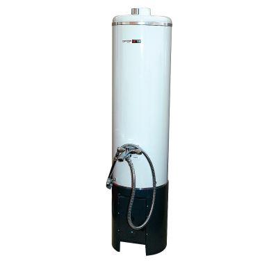 OPOP LK 100 ohřívač vody na pevná paliva