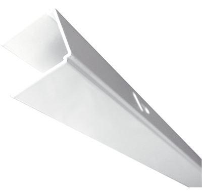 PROFI-RICH Profil upevňovací,nastavovací - bílý