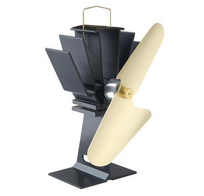 Termoelektrický ventilátor SF812G - zlatý, 150m³/hod
