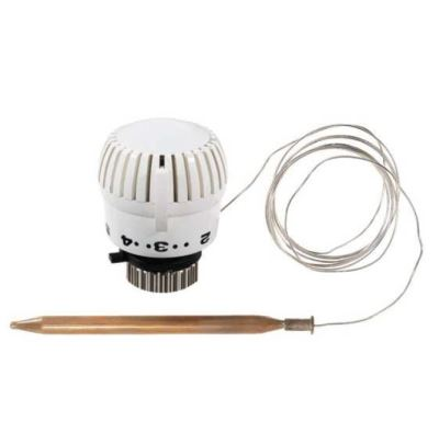Honeywell termostatická hlavice pro TUV s kapilárou 2m 30-70°C (M30x1,5)
