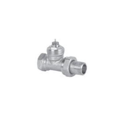 BOKI termostatický ventil DN15 zkrácený NF rohový