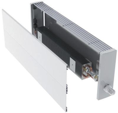 MINIB Nástěnný konvektor COIL-NU-2 1000 mm Bez ventilátoru