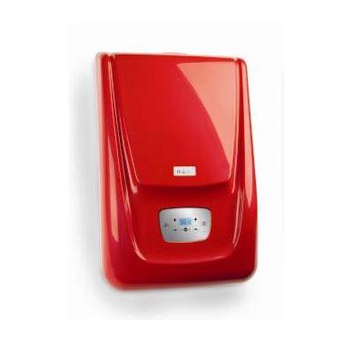 VIADRUS K4G3H24ZR - červený s trojcestným ventilem pro TUV Kotel kondenzační
