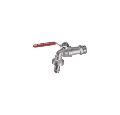 """R621 Giacomini kulový kohout voda DN 15 - 1/2"""" zahradní výtokový"""