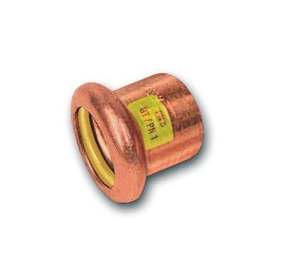CU lisovací zátka - víčko 9301 - 15 - pro topení i rozvod plynu