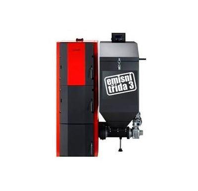 Dakon FB2 25 Automat Kotel na tuhá paliva - pravý