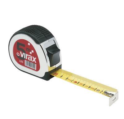 Virax Svinovací metr 5m x 25mm