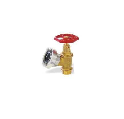 """Hydrantový ventil - 3/4"""" D25 spojka slitina AL"""