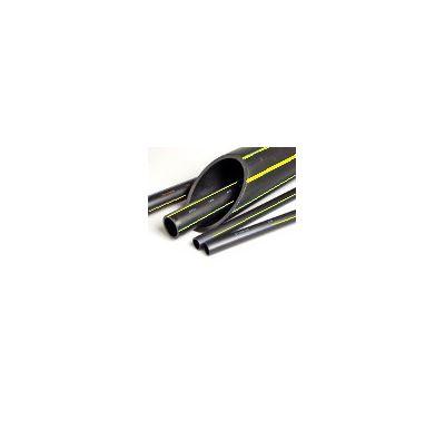 PE trubka plyn 63 x 5,8 mm PE100 | 1m