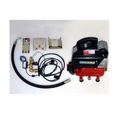Atmos Sada CP25KS pro hořák A25 - pneumatické čištění hořáku na pelety