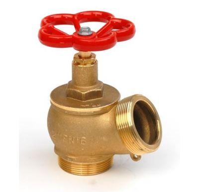 """Hydrantový ventil - 2"""" C52 bez spojky PN16"""