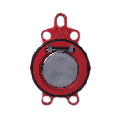 ABO mezipřírubová zpětná klapka DN100 - PN16