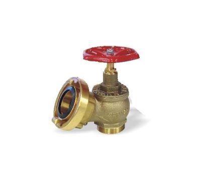 """Hydrantový ventil - 2"""" C52 spojka mosazná PN25"""