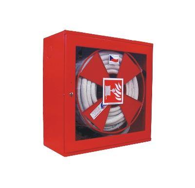 Hydranty DN 25 - 20 m - prosklená, proudnice 6