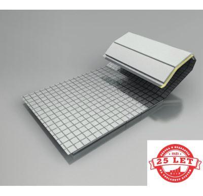 KIIPTHERM Systémová rohož STYROROLL EPS 100 - 30 mm  s folií 10m2