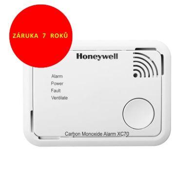Honeywell CO Alarm X70-CS Detektor oxidu uhelnatého
