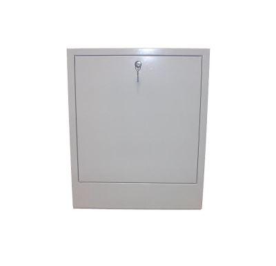 KIIPTHERM Podomítková skříň bílá se zámkem  480 mm