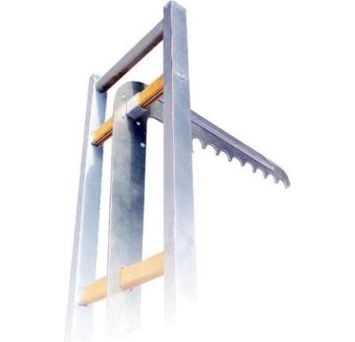 Požární přenosný žebřík jednohákový