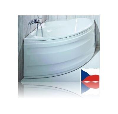 JIKA Čelní panel pro asymetrické vany OLYMP