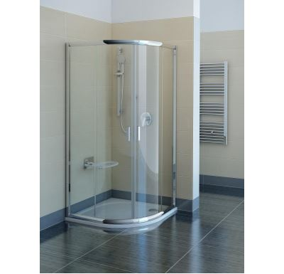 RAVAK sprchový kout BLIX BLCP4 80 bílá+transparent