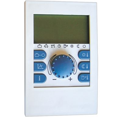 Atmos Pokojová jednotka pro ekvitermní regulace s displejem SDW 20