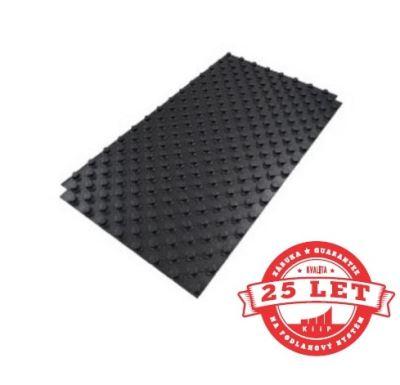 KIIPTHERM Systémová folie SMYPOR 1400x800x1 mm výstupky / 1,12m2