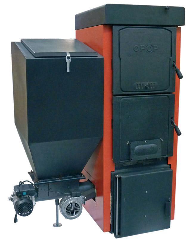 OPOP UNI K 5 Automatický kotel na tuhá paliva