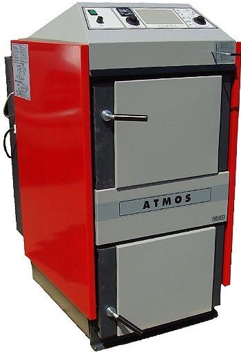 Atmos DC 24 RS Kotel na tuhá paliva | AKCE kazeta značkového vína