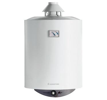 ARISTON 100 V CA ohřívač vody plynový
