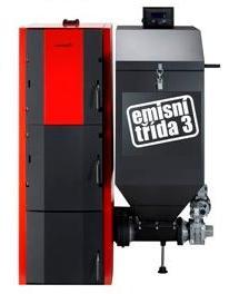 Dakon FB2 30 Automat Kotel na tuhá paliva - pravý