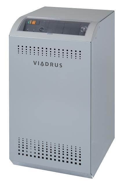 Viadrus GARDE G 42 ECO - 30 kW - 5. článek, 5Z020TH kotel plynový stacionární