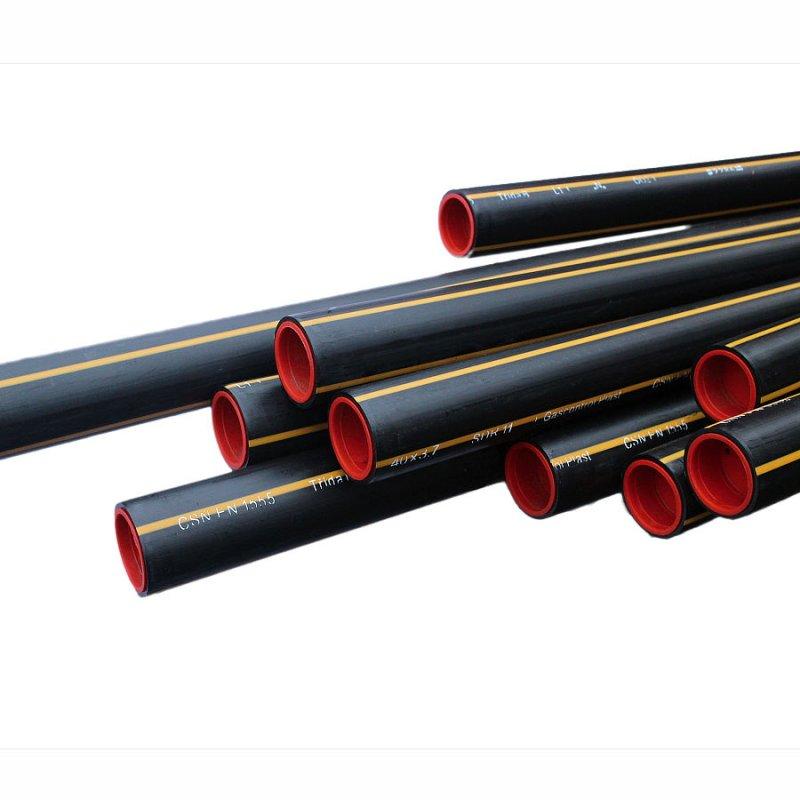 PEHD chránička 50 x 3,0 plyn   1m