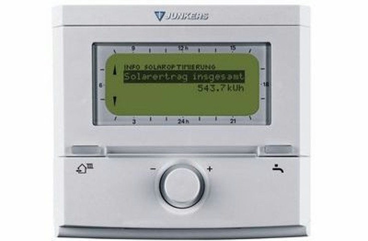 Junkers FW 500 - ekvitermní regulátor