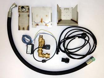 Atmos Sada CP25 pro hořák A25 - pneumatické čištění hořáku na pelety