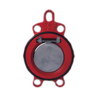 ABO mezipřírubová zpětná klapka DN125 - PN16