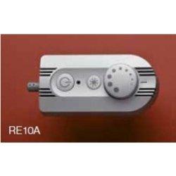 Regulátor teploty RE10A-MS - Metalická stříbrná