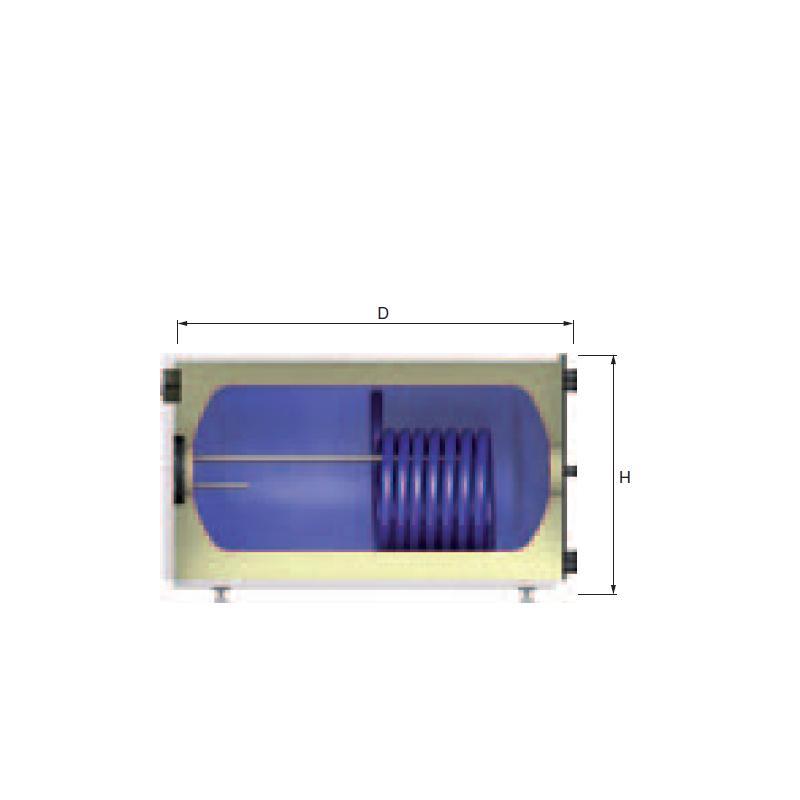 Reflex US 150 Akumulační nádrž