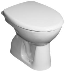 JIKA WC mísa ZETA - svislý odpad