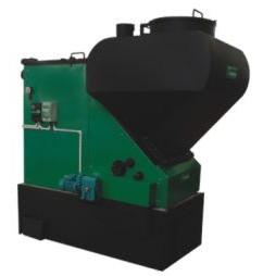 Varimatik VM 100 Automatický kotel na tuhá paliva