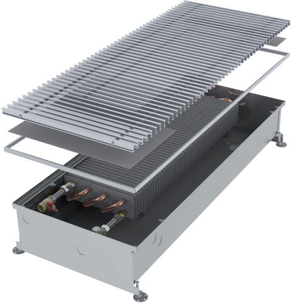 MINIB Podlahový konvektor COIL-KT110 900 mm S ventilátorem