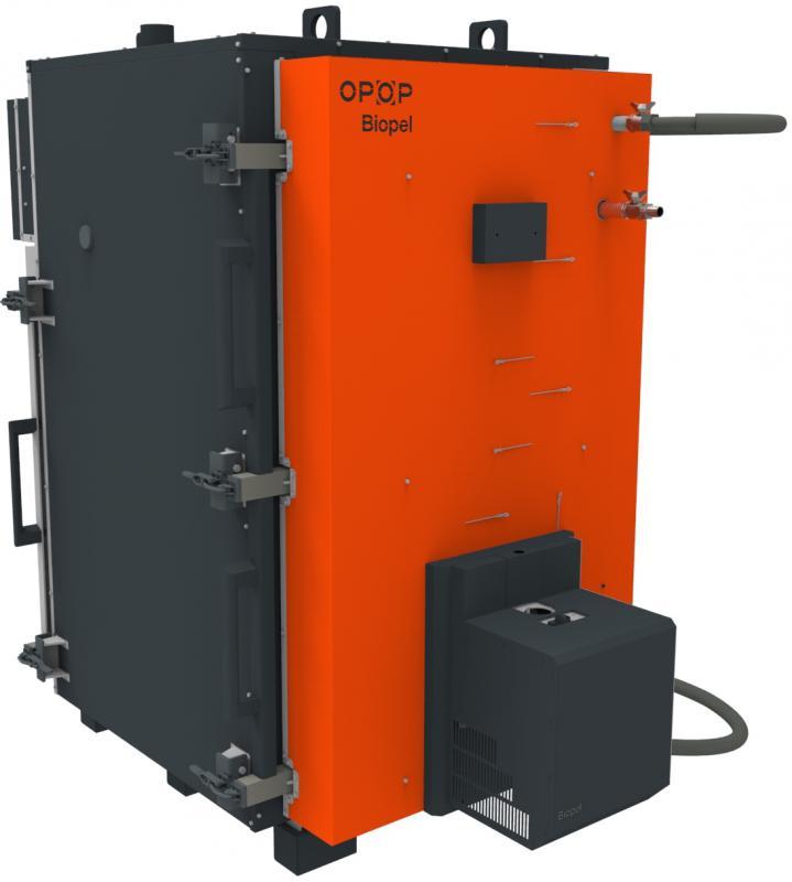 OPOP BIOPEL LINE 100 Automatický kotel na tuhá paliva